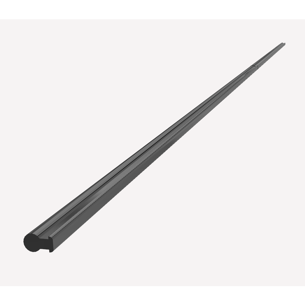 Foil Horizontal Hinge 120cm