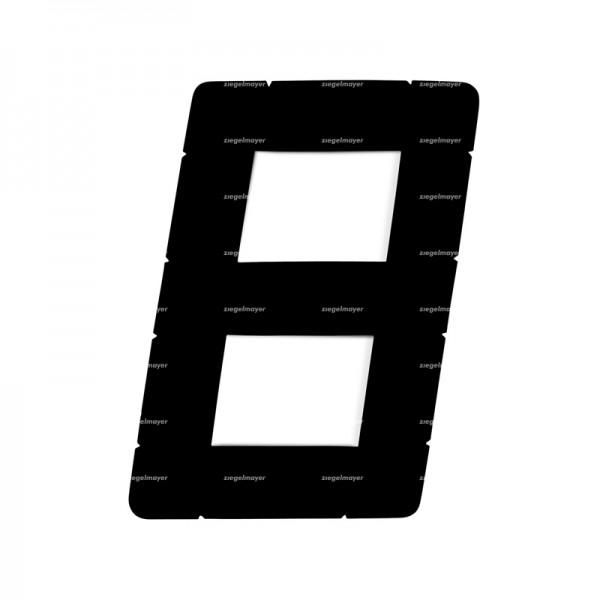 Segelnummer Digital 305mm, schwarz