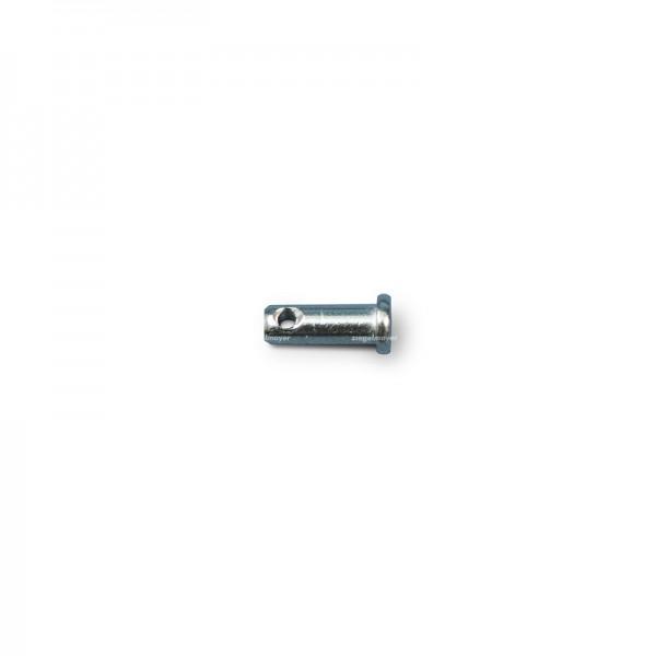 Splintbolzen für HARKEN Block mit Gabelkopf, 16mm