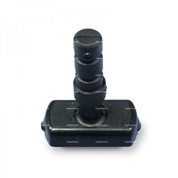 Gummigelenk RWO (Rohr Innendurchmesser 13mm)