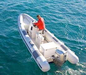 Motorboot Lolivul 5.9 - GEBRAUCHT