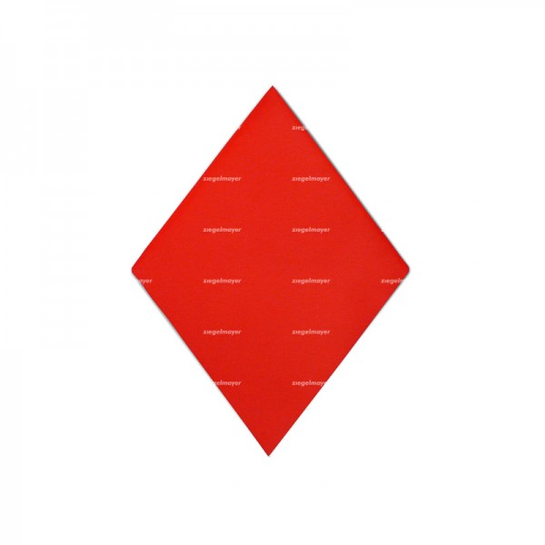 Rhombus, rot