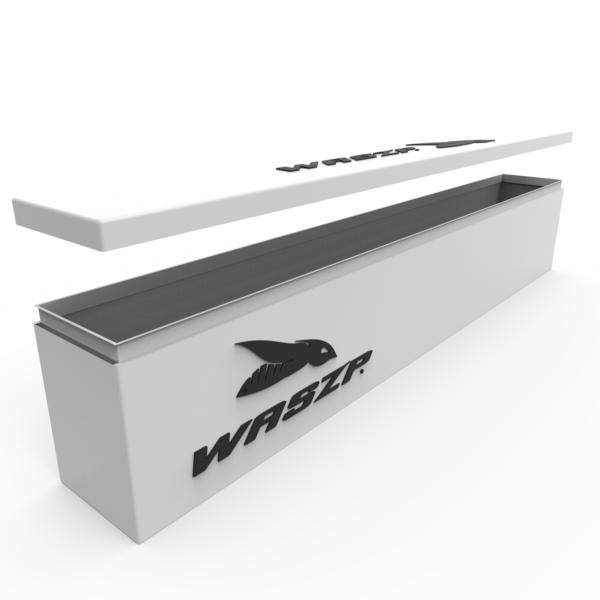 WASZP Fibreglass Travel Box
