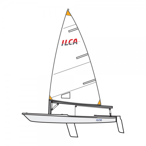 ILCA 4 - OVINGTON Composite Upper