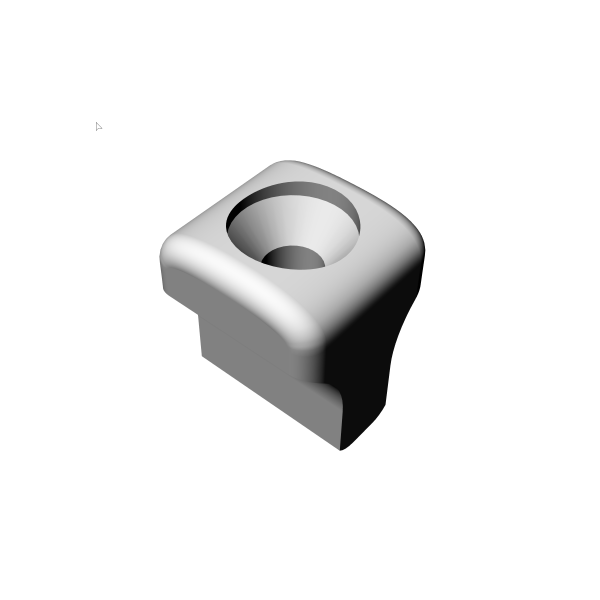 Single Block Spacer
