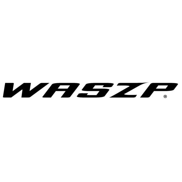 WASZP Bow Sticker BLACK