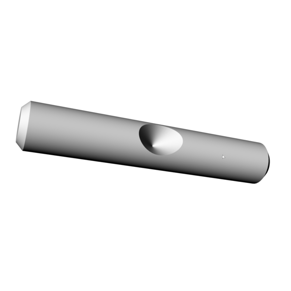 Foil Horizontal barrel nut - V3