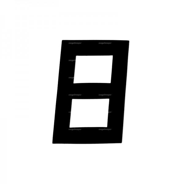 Segelnummer Digital 235mm, schwarz