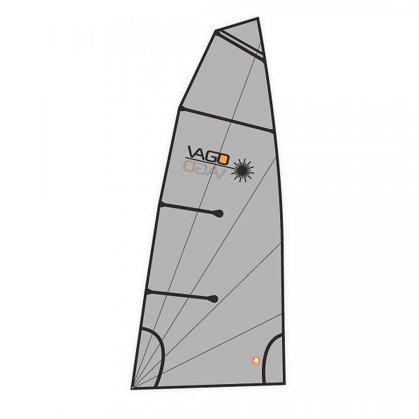 Großsegel VAGO Race, Mylar